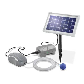 Luftepumpe til dam Solar Air Plus