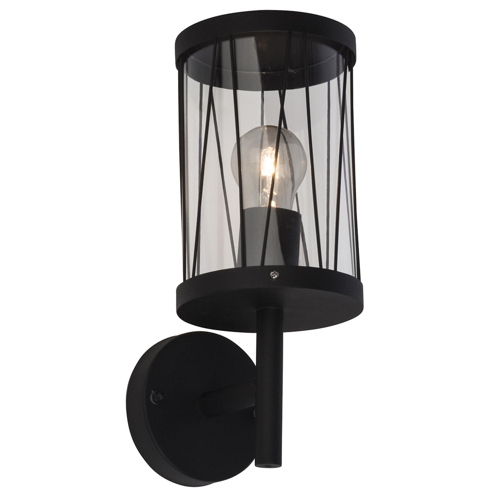Außenwandlampe Reed mit Ausleger