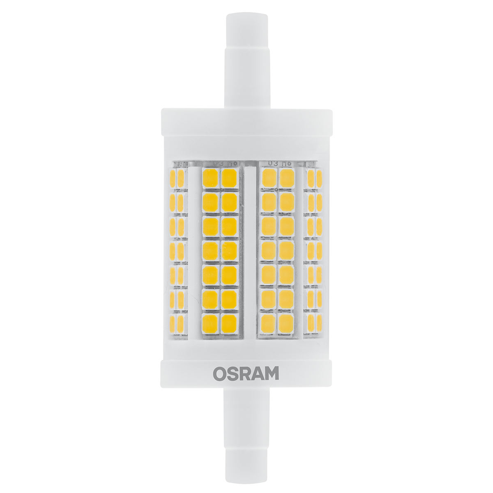 OSRAM tube LED R7s 11,5W 7,8cm 827 dimmable