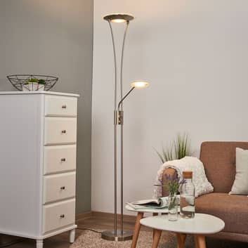 Elegante wallwasher LED Eda con dimmer