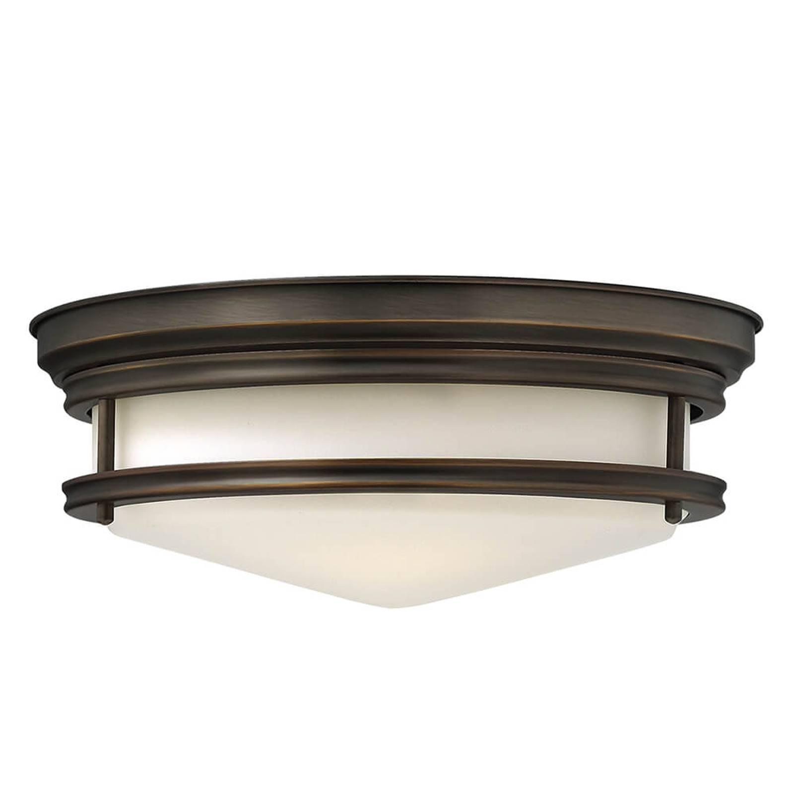 Billede af Hadley loftlampe, bronze
