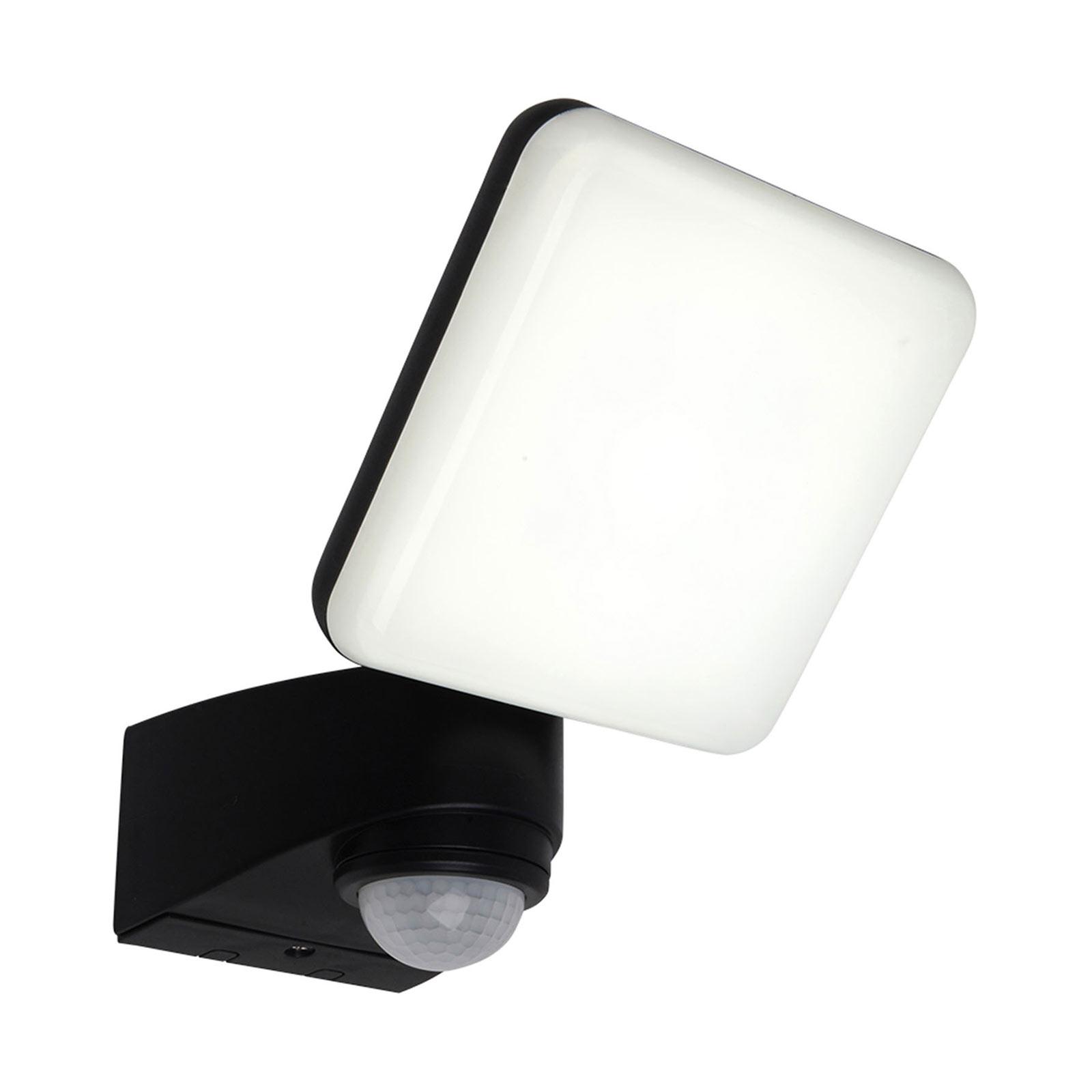 Kinkiet zewnętrzny LED Jaro, czujnik, 1-punktowy
