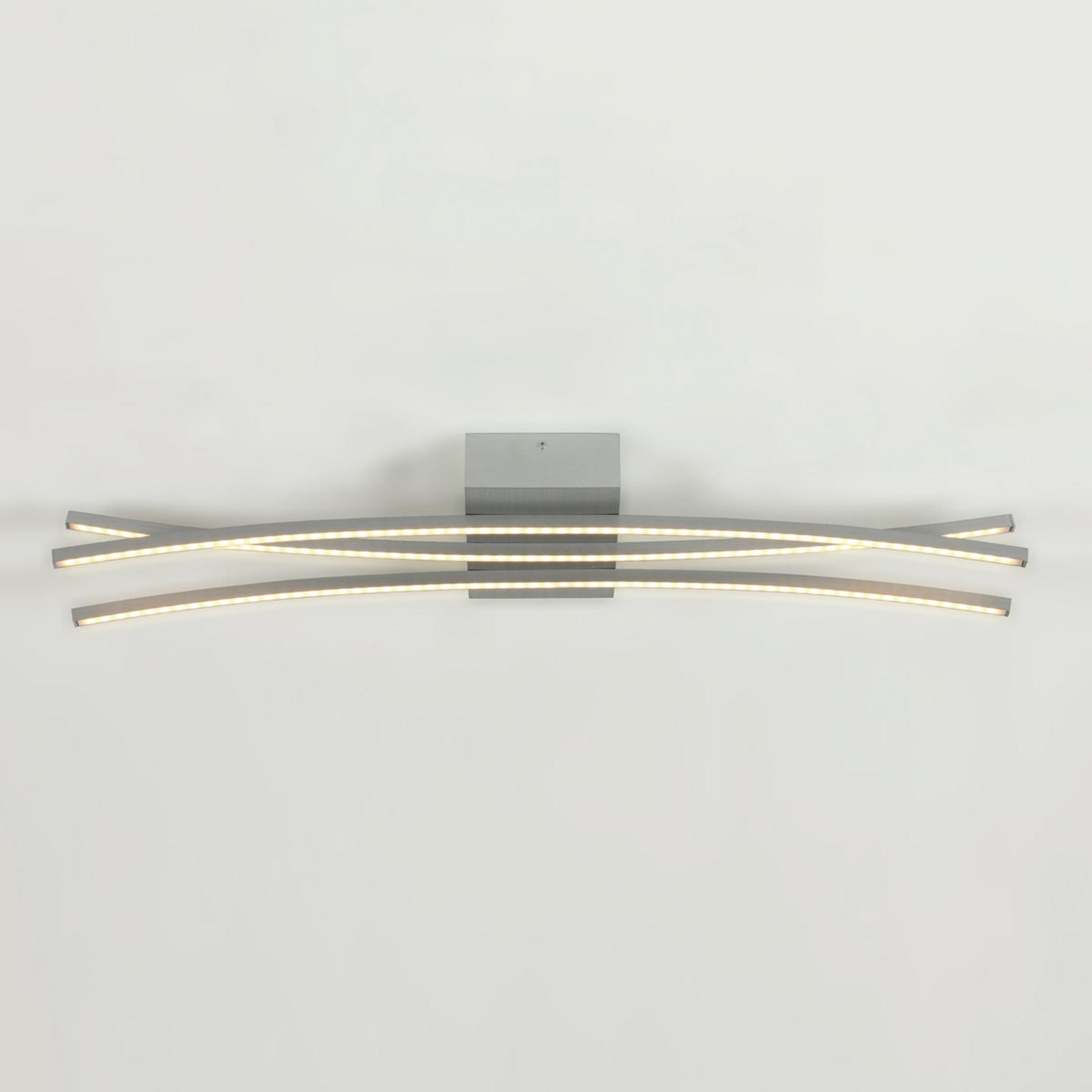 Bopp Convex - jasně svítící LED stropní svítidlo