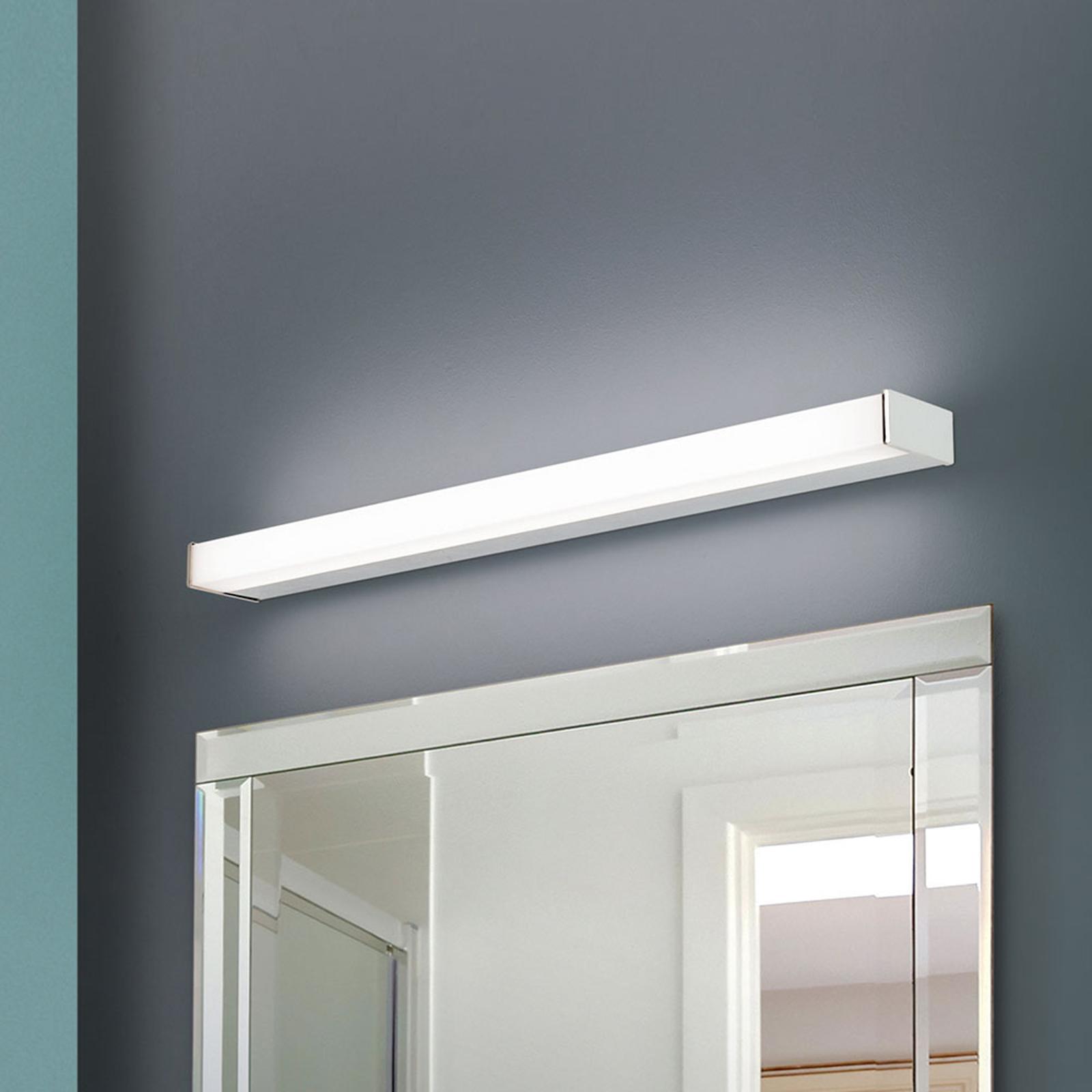 Applique pour miroir LED Marilyn 70cm chromée