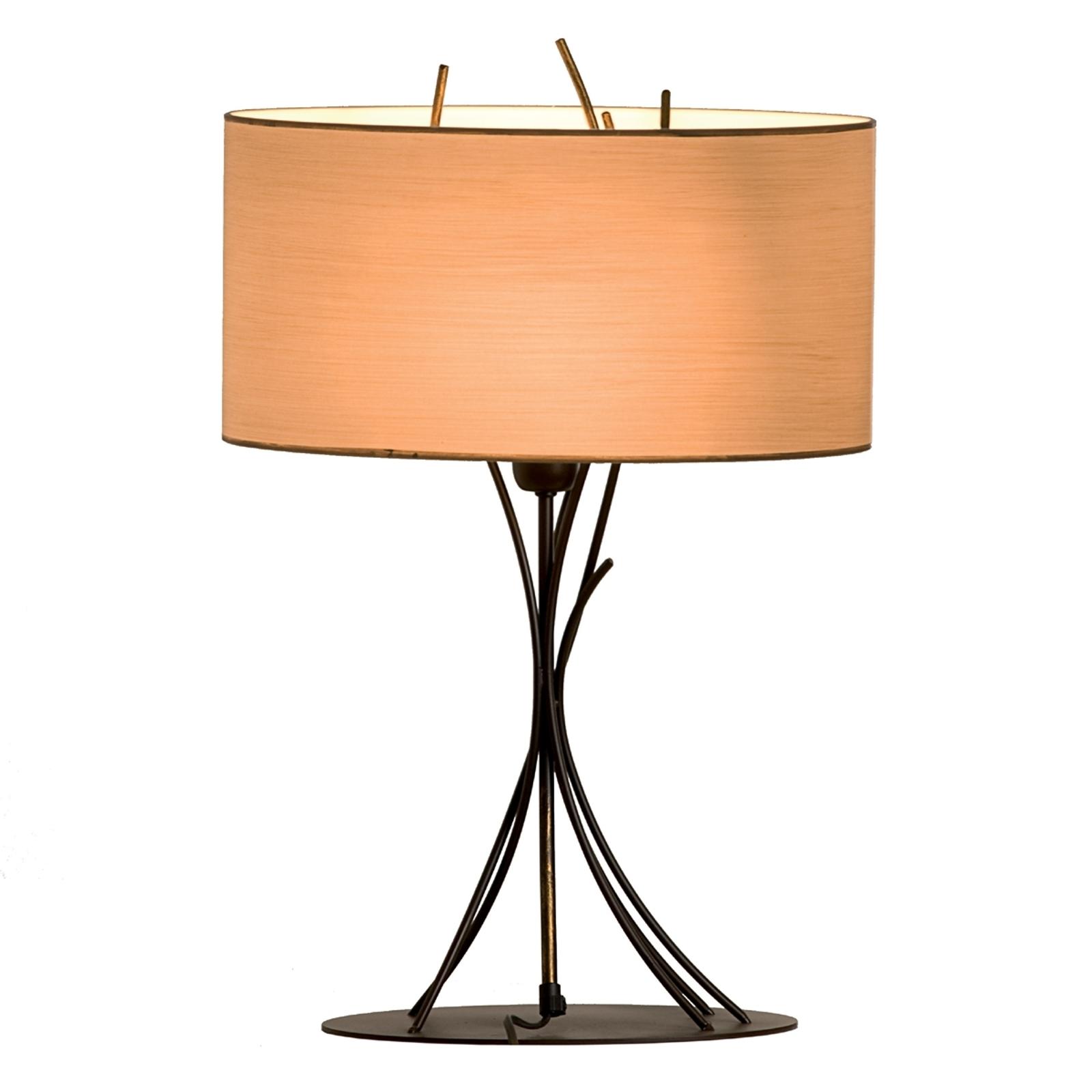 LIVING OVAL - elegante bordslampa