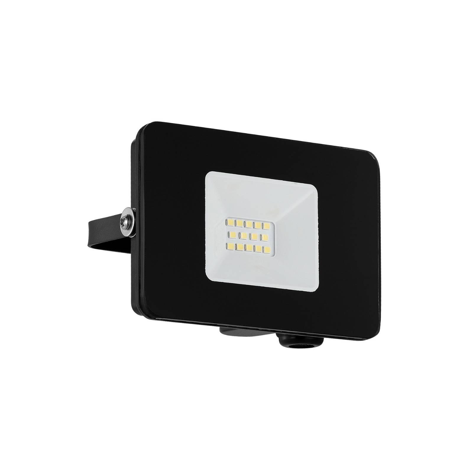 LED buitenspot Faedo 3 in zwart, 10W
