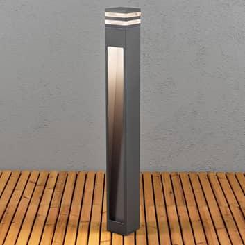 Slanke LED padlamp Massa
