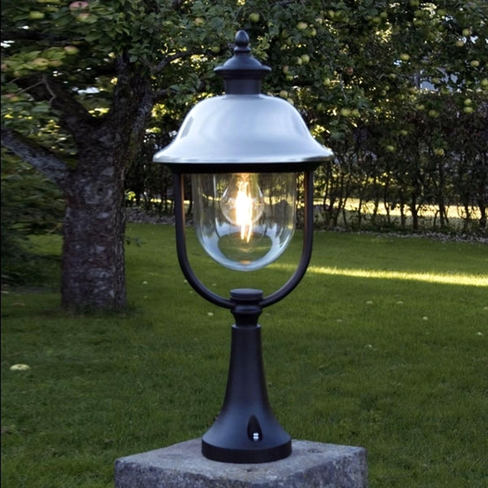 Intramontabile lampada con piedistallo PARMA