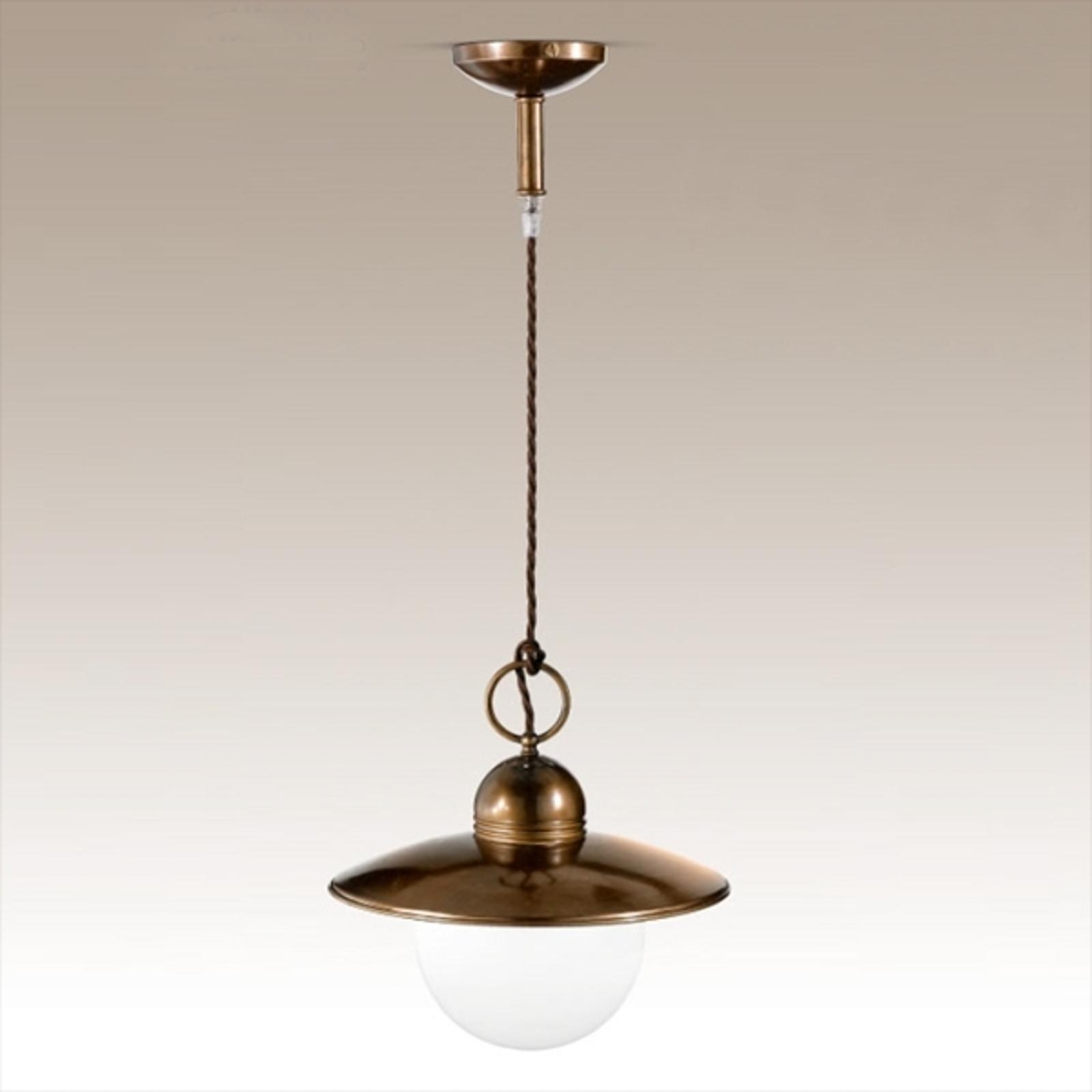 Affascinante lampada a sospensione Taverna