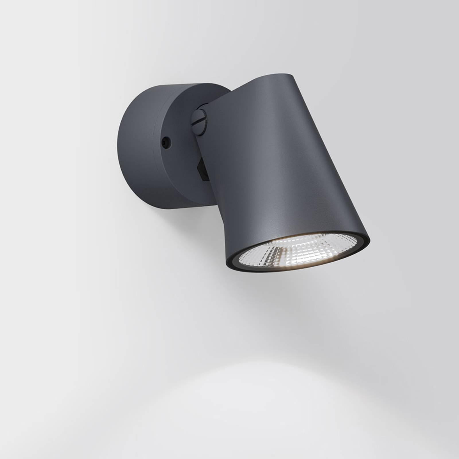 IP44.de Stic LED-Außenwandleuchte, anthrazit