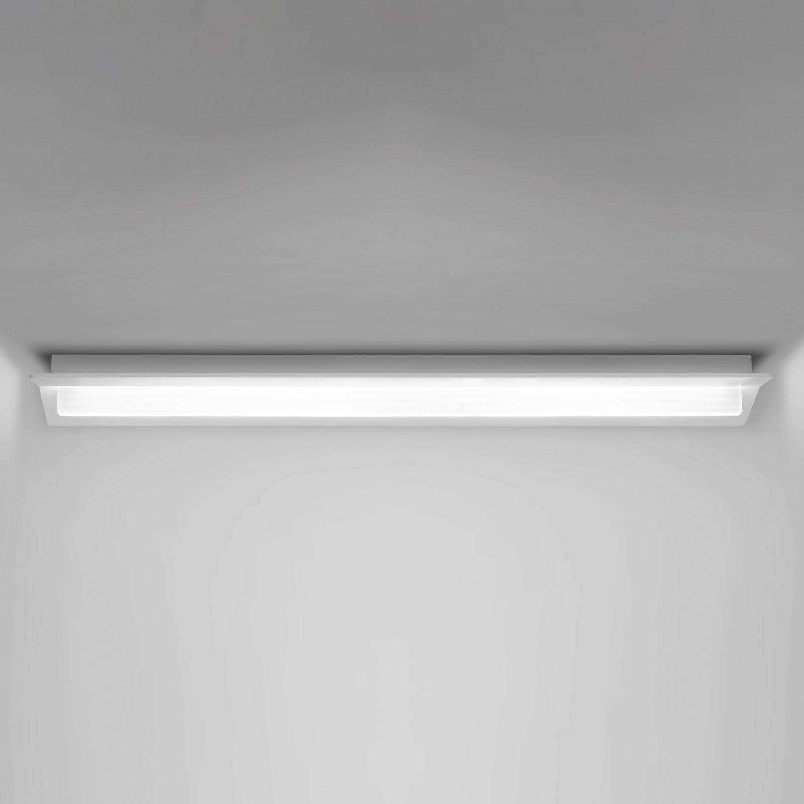 LED plafondlamp Flurry, 70 cm, wit