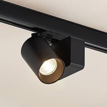 Arcchio Atnur 3-fazowy reflektor LED czarny