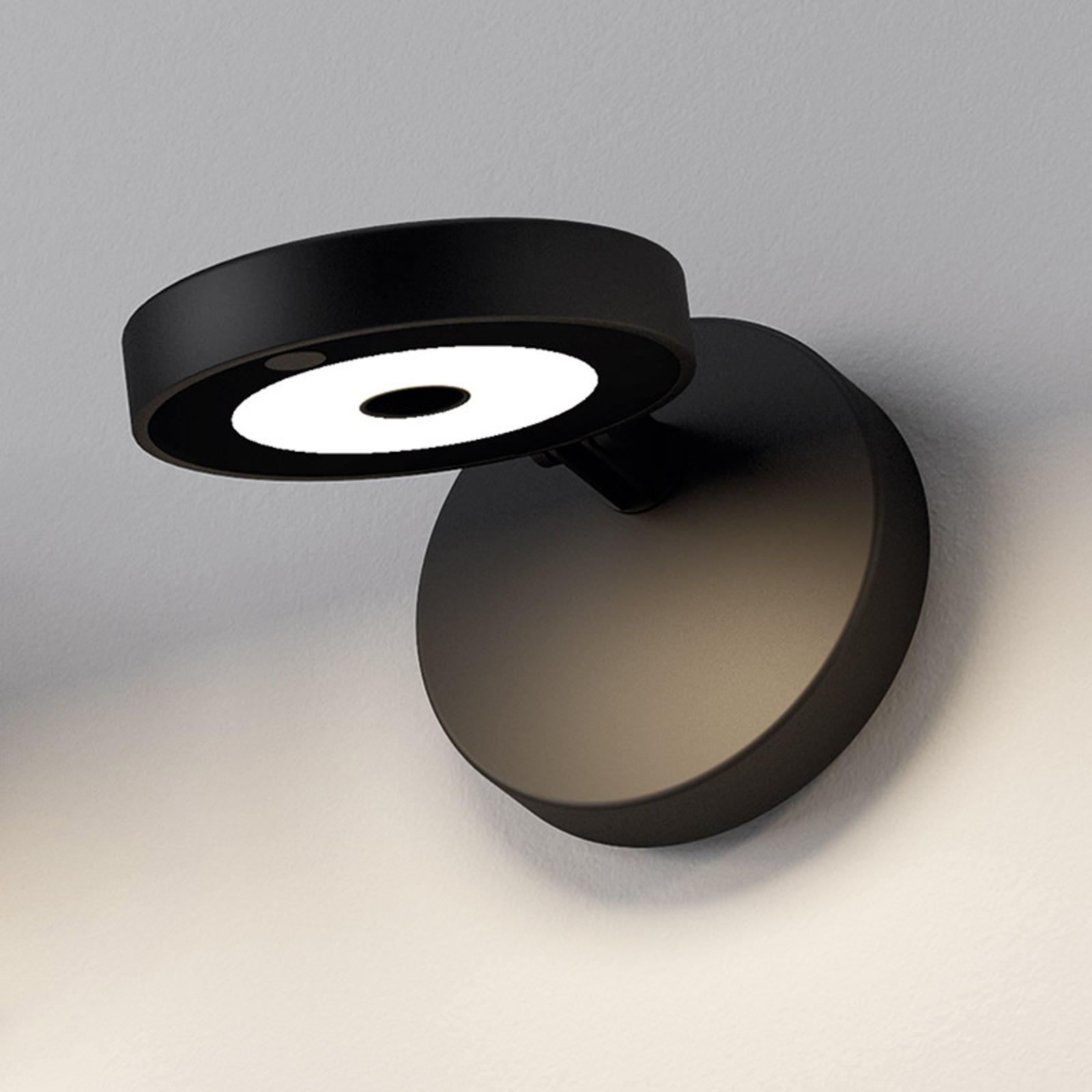 Rotaliana String H0 LED-Wandleuchte schwarz