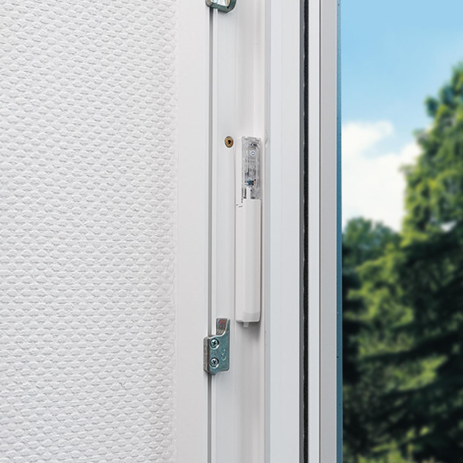 Homematic IP vindu-/dørkontakt optisk, skjult