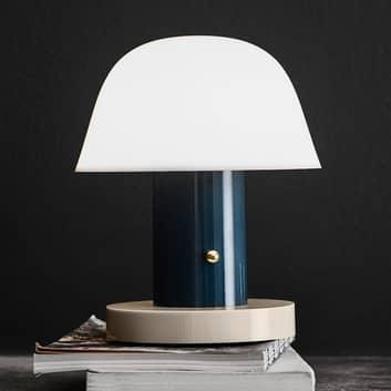 &Tradition Setago JH27 lampada da tavolo LED IP43
