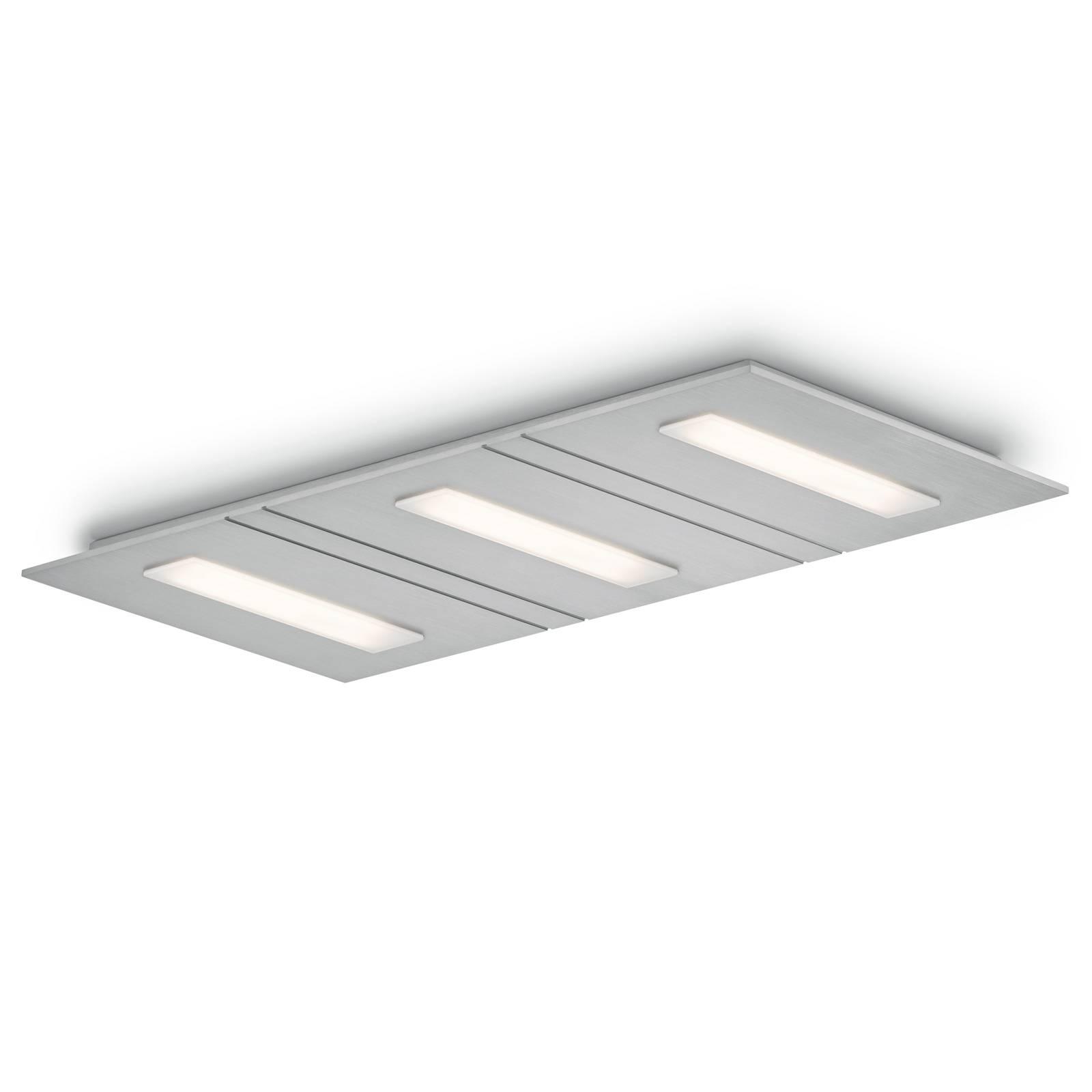 Lampa sufitowa LED Sina-3, dim-to-warm, 3-punktowa