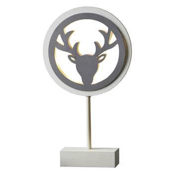 LED-dekorbordslampa Woodworks