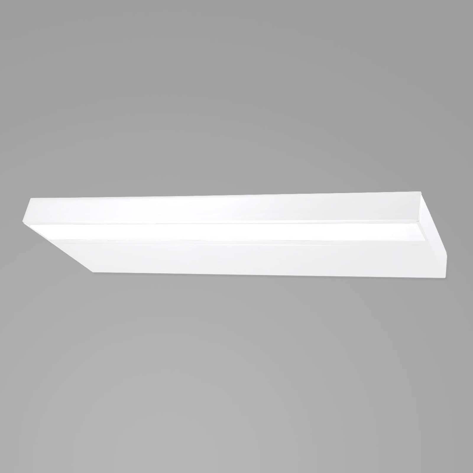 Applique salle de bain LED Prim IP20 60cm, blanc