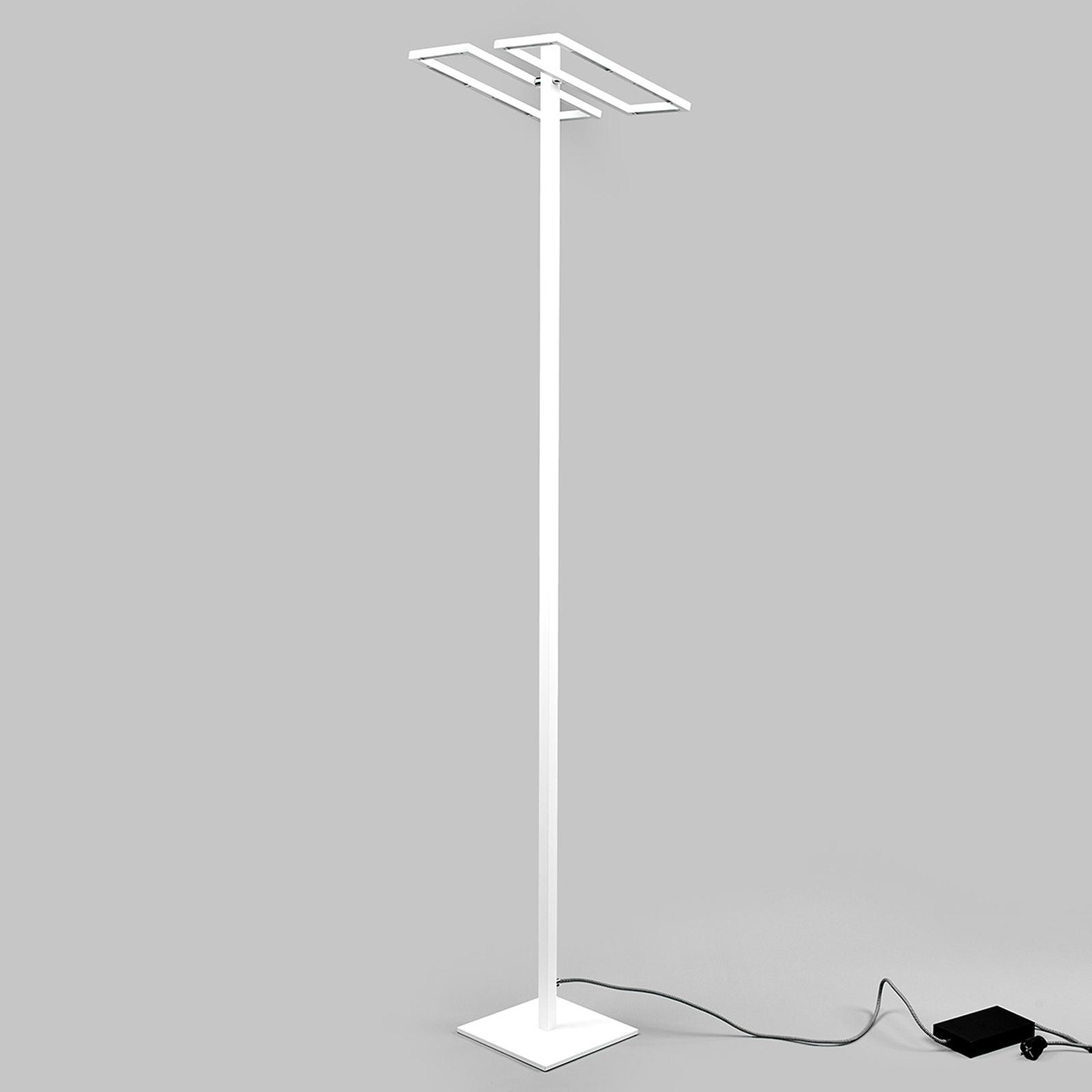 Tak uplight Cona med LED lampor och inbyggd dimmer | Lamp24.se