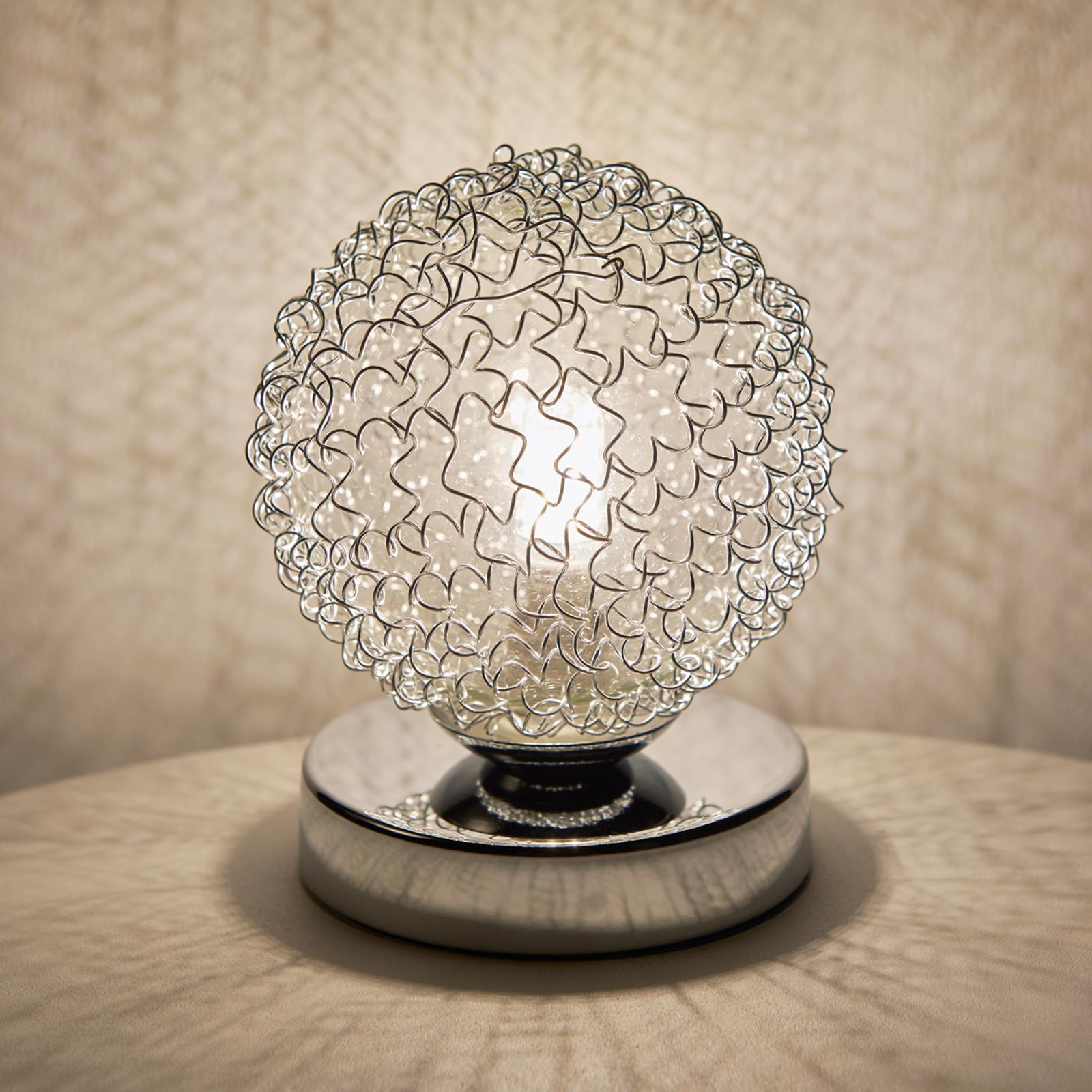 Ticino - lampada LED da tavolo G9 formato compatto
