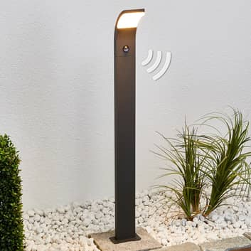 LED-gatlykta Timm med rörelsesensor, 100 cm