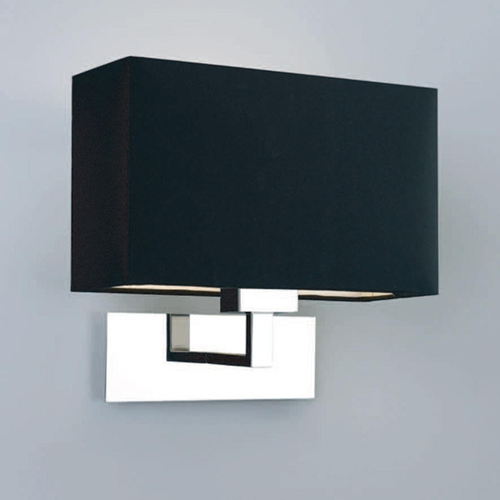 Lámpara de pared PARK LANE GRANDE, negro