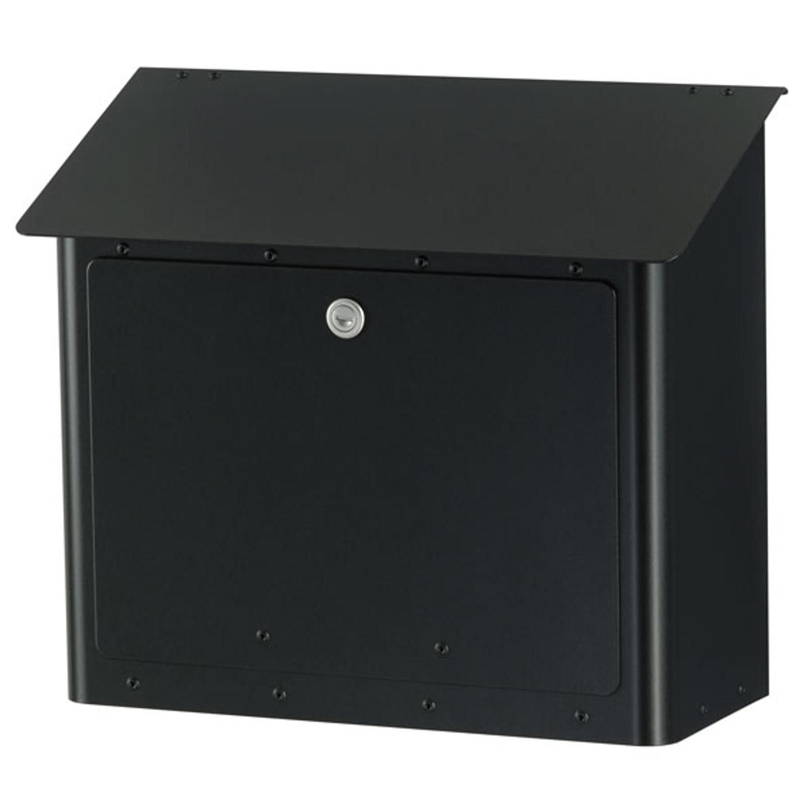 Poštovní schránka GRANDE SECURI 5 grafit šedý