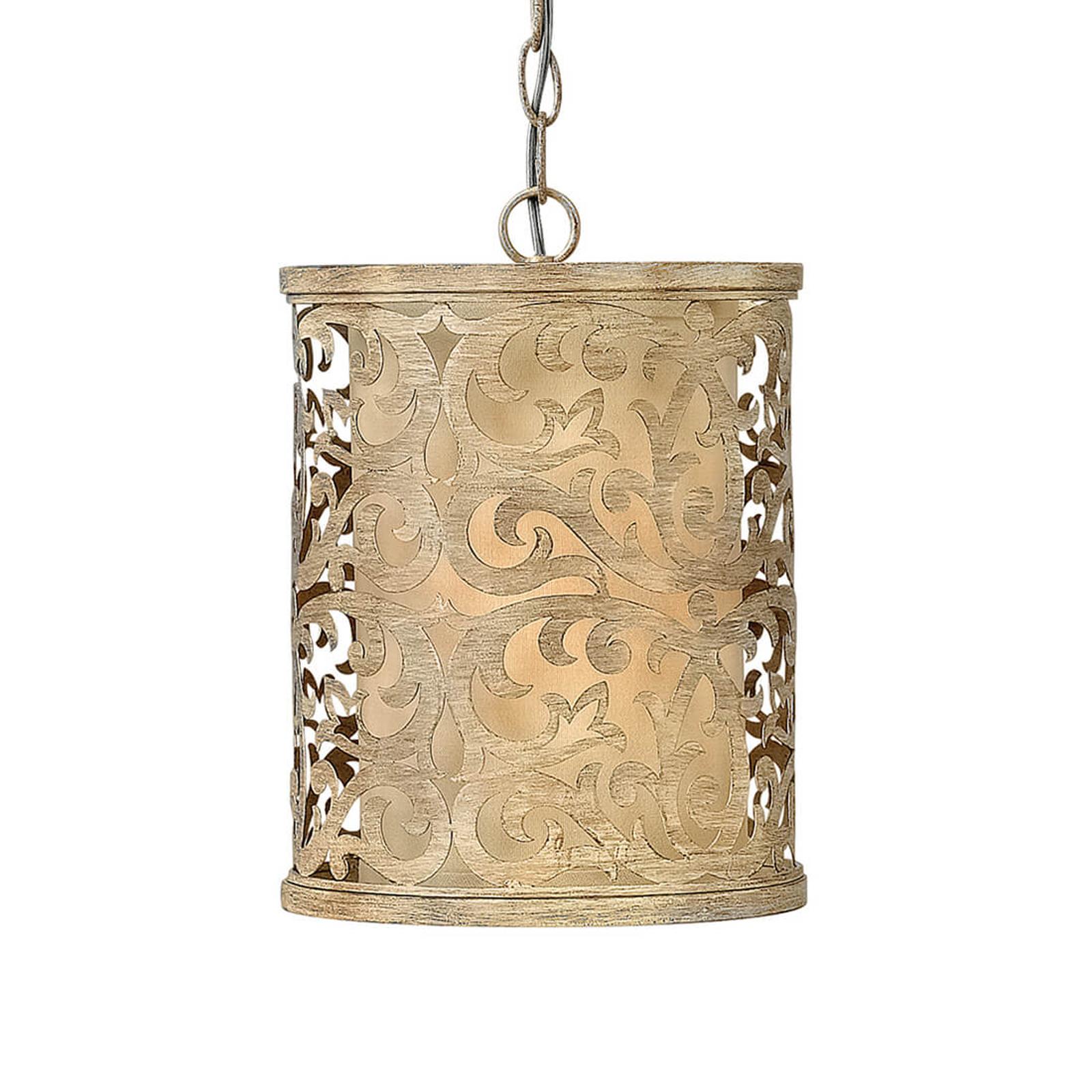 Carabel hængelampe, antikt design
