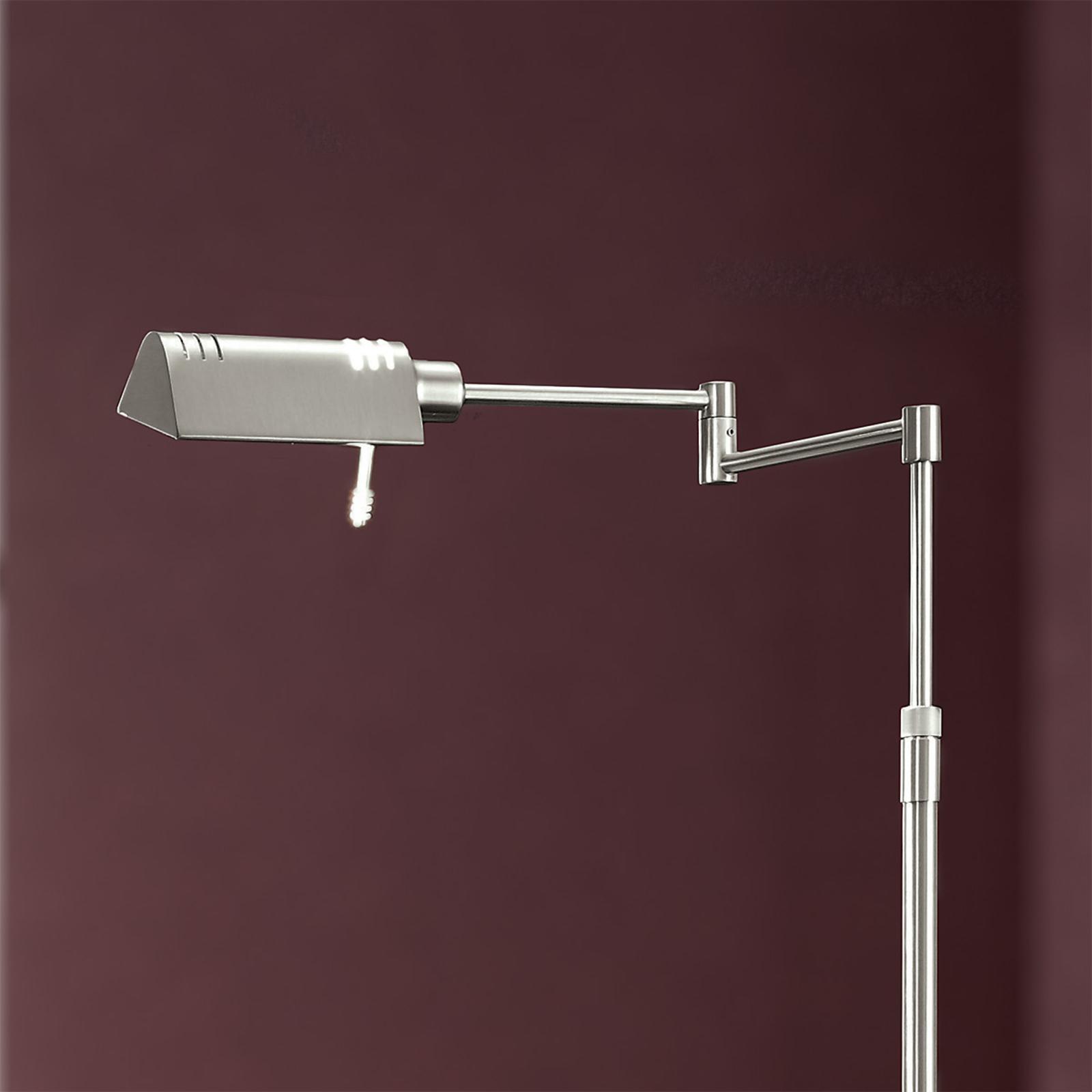 Birte - lampa stojąca LED barwa światła wybierana