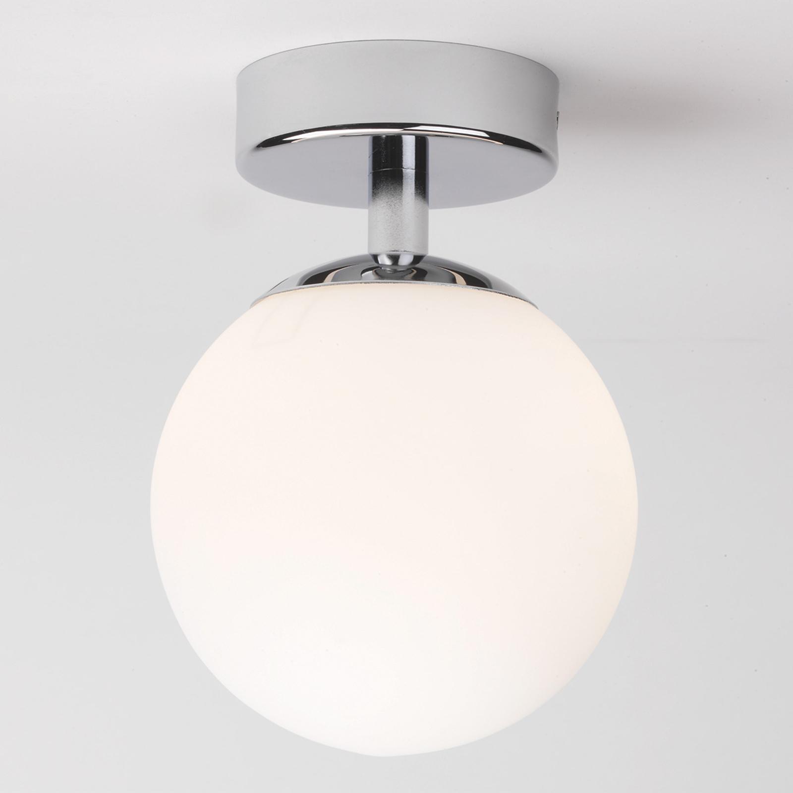 Decoratieve bolvormige plafondlamp DENVER