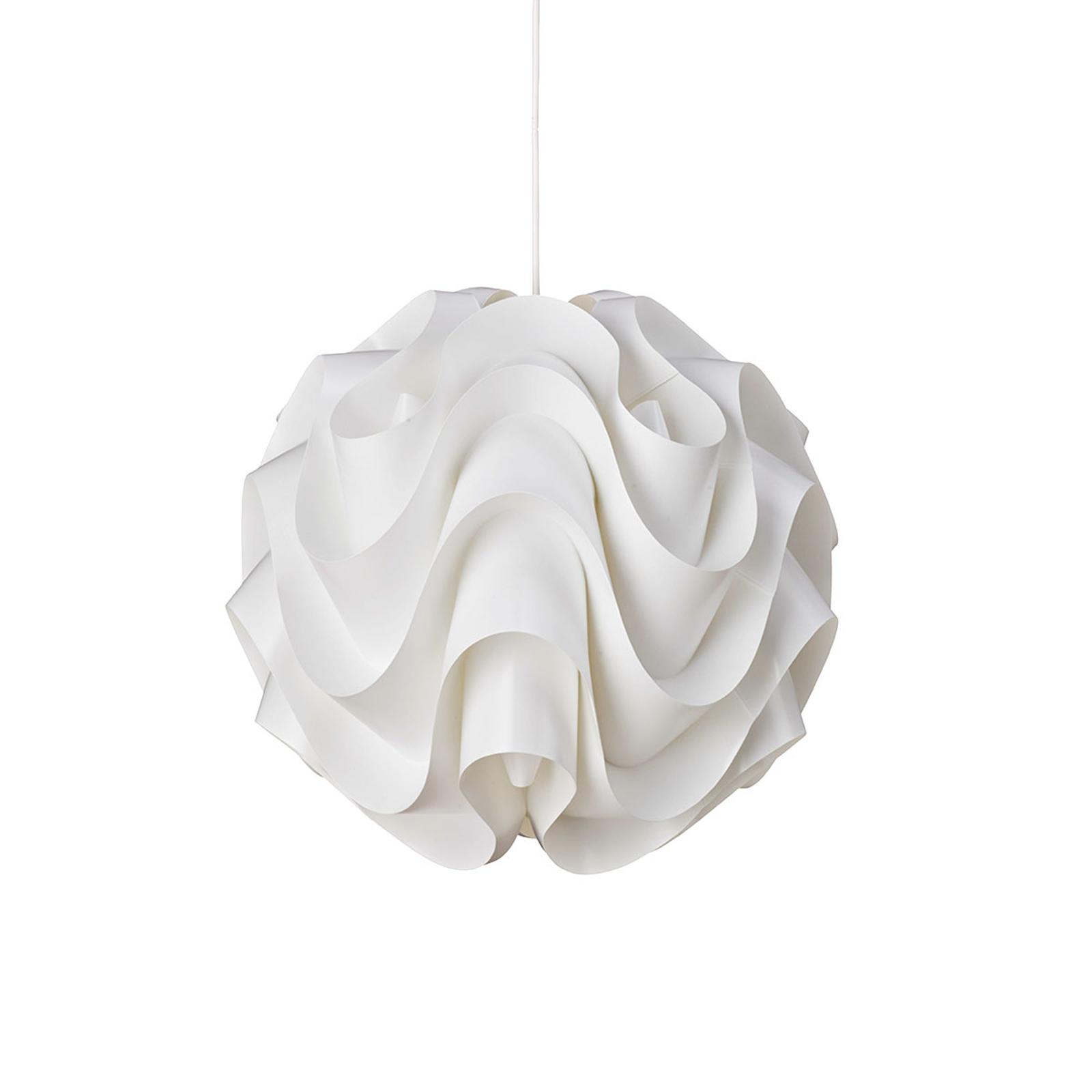 LE KLINT 172 M - lampa wisząca, ręcznie plisowana