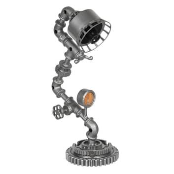 Bureaulamp 604, industriële look