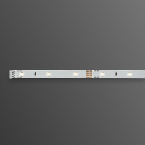 Varmvit LED-strip YourLED, 1 m, vit