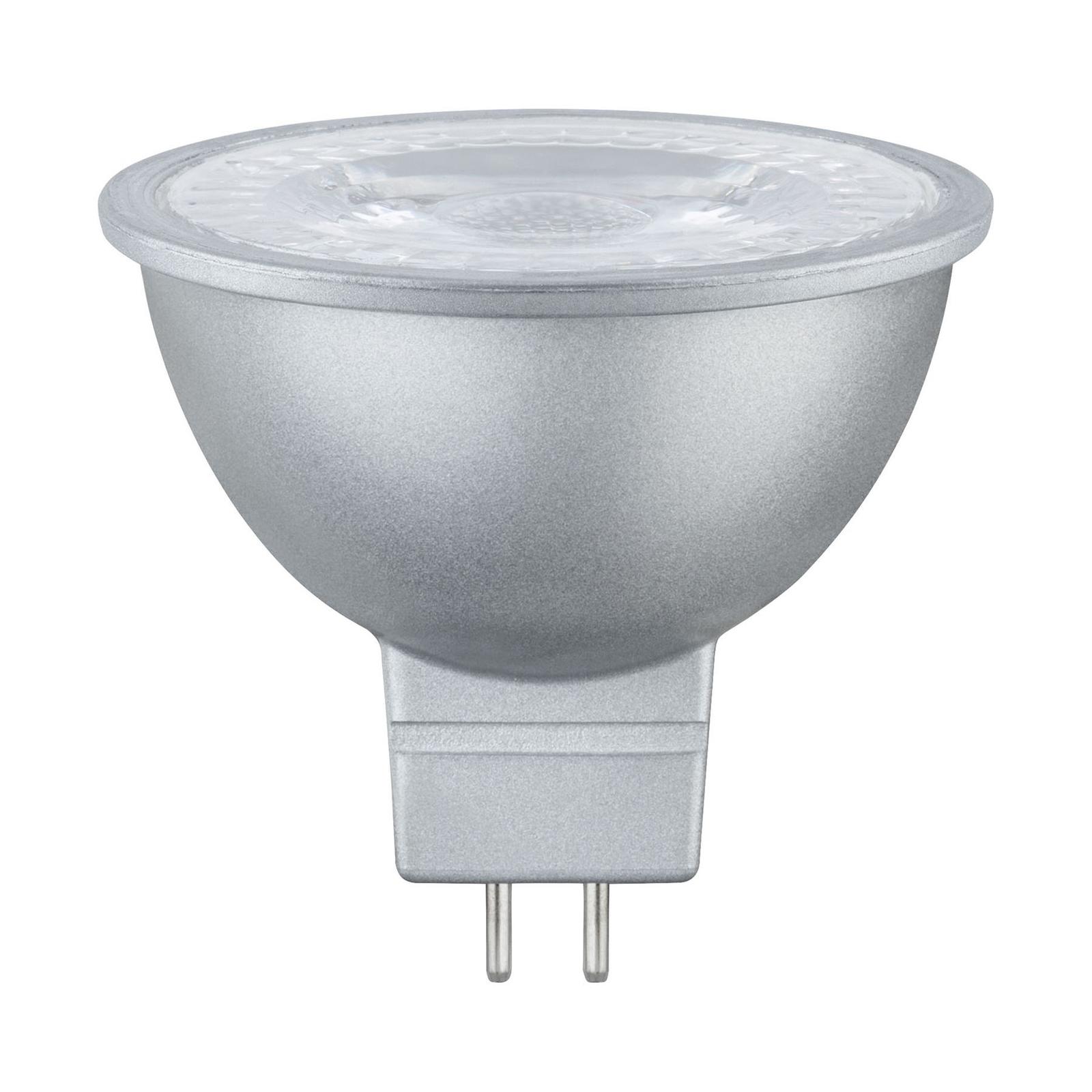 Paulmann LED-Reflektor GU5,3 6,5W 827 dim chrom