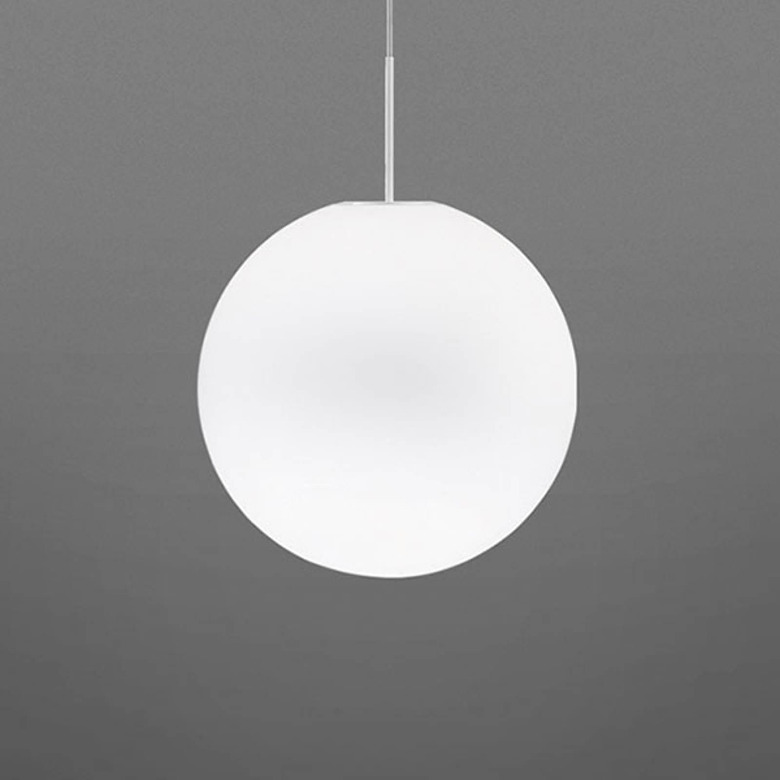 Fabbian Lumi Sfera glazen hanglamp, Ø 20 cm