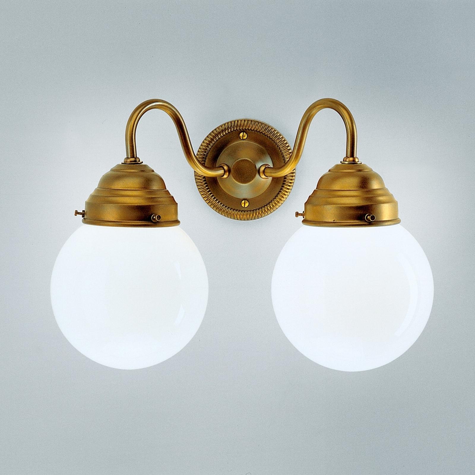 Príjemné nástenné svietidlo Larry II_1542101_1