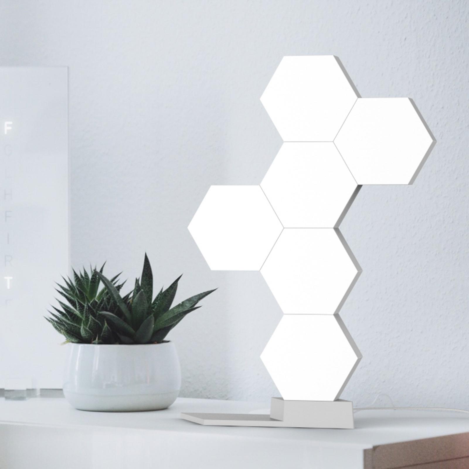Cololight dekorlampe startsett 3 lyskilder, sokkel