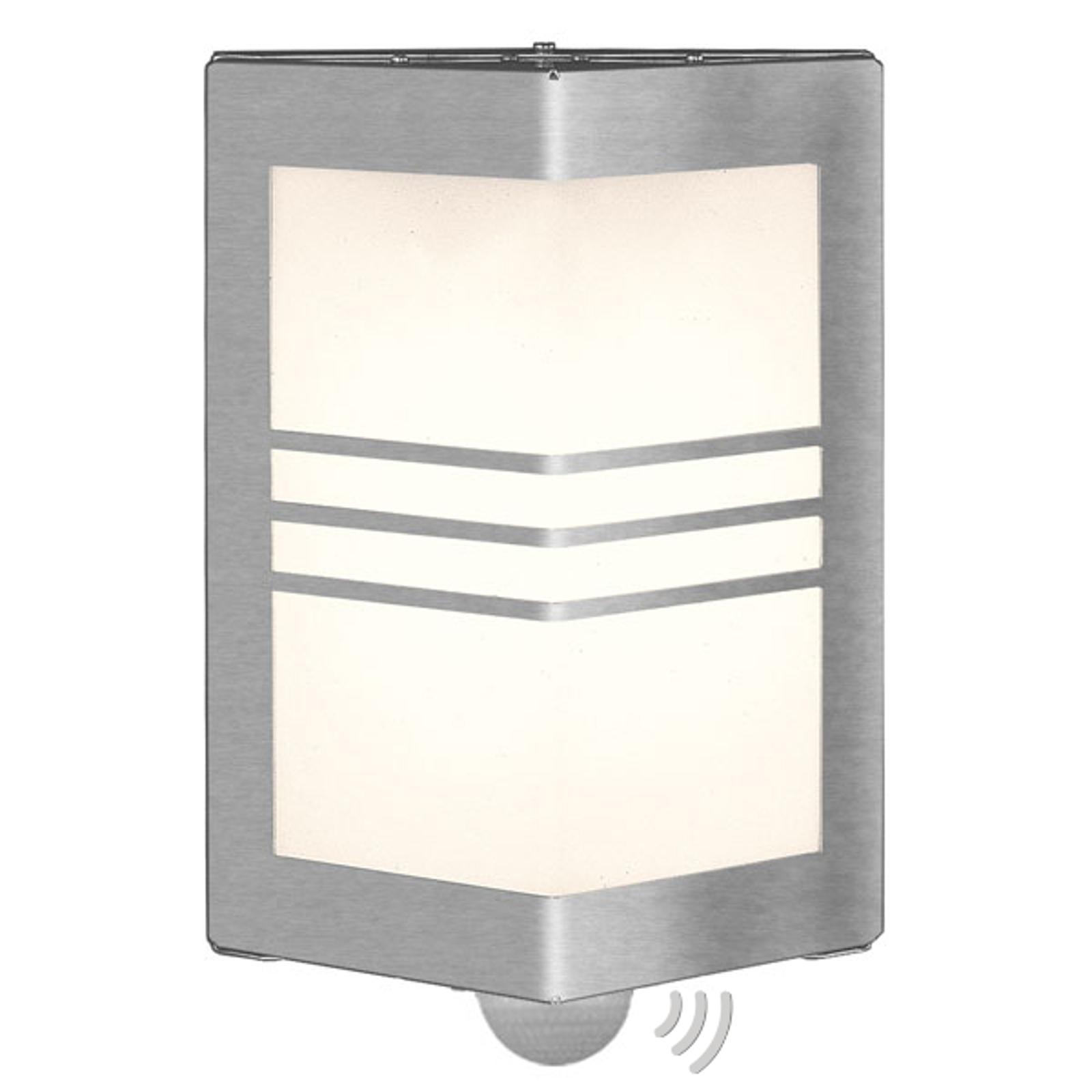 Nástěnné světlo MEDI s detektorem pohybu