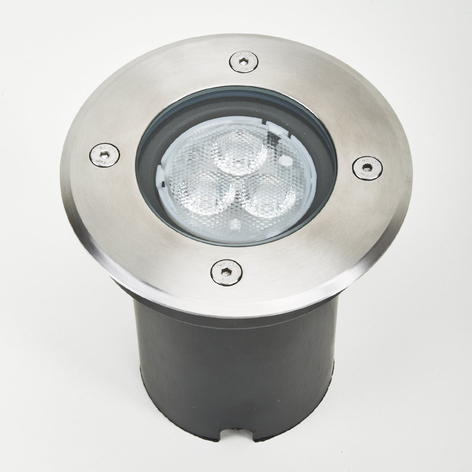 IP67 - LED-vloerinbouwlamp Ava, rond