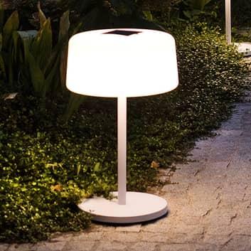 Vloerlamp op zonne-energie Bump, 3 hoogten, sensor