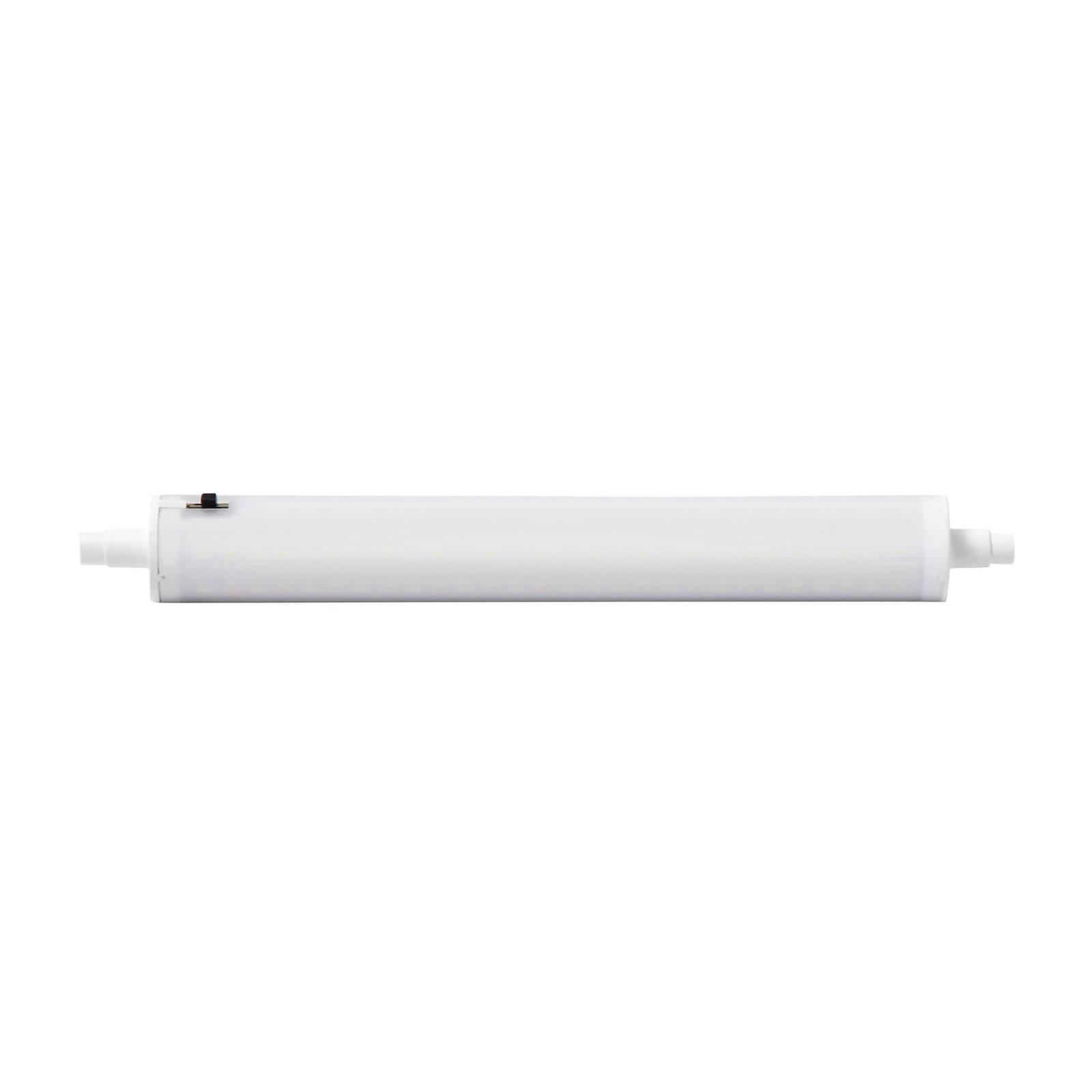 Lampadina LED R7s 10,5W lunga 18,9 cm 1.100 lm CCT