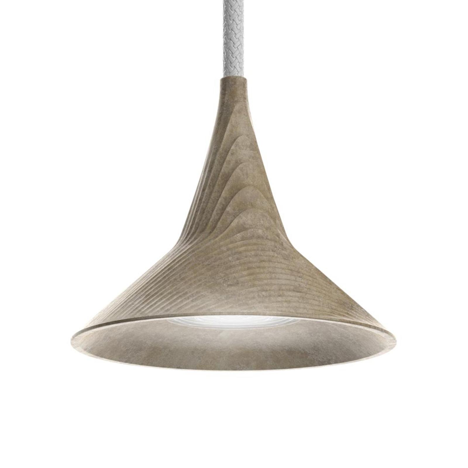 Artemide Unterlinden lámpara colgante latón 3.000K