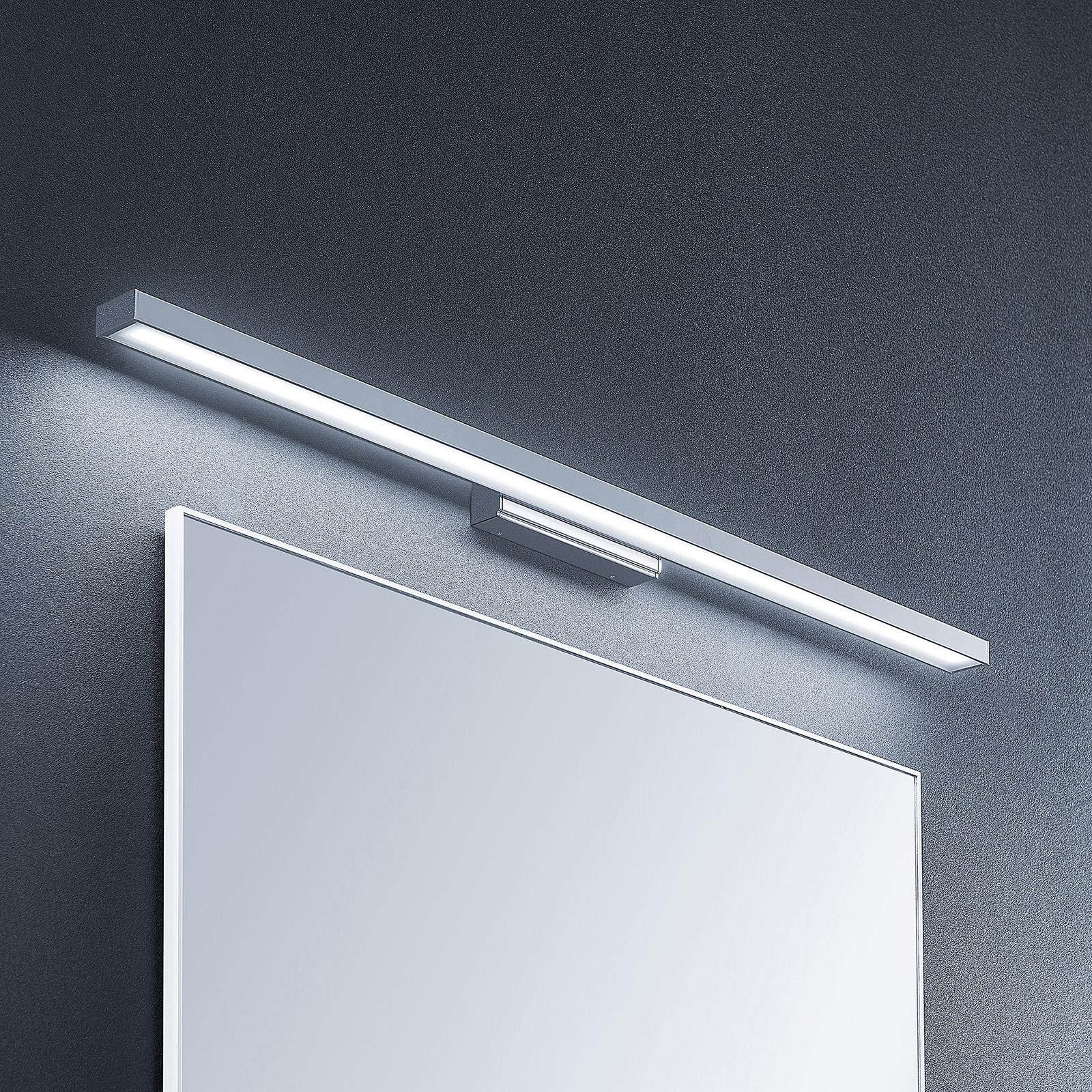 Lindby Alenia LED-badkamer- en spiegellamp, 90 cm