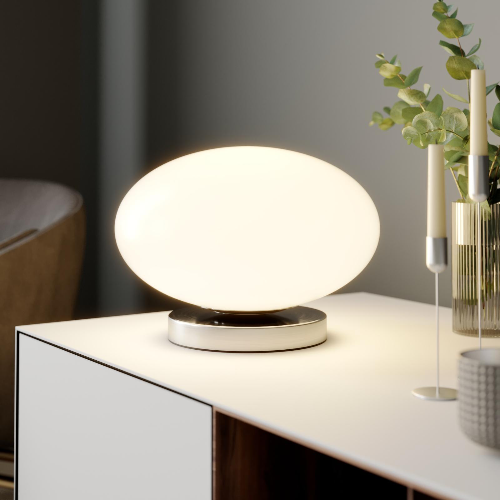 Lindby Sonika lampa stołowa, 21 cm
