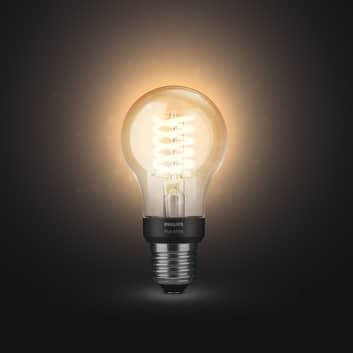 Philips Hue White 7W E27 ampoule filament Classic