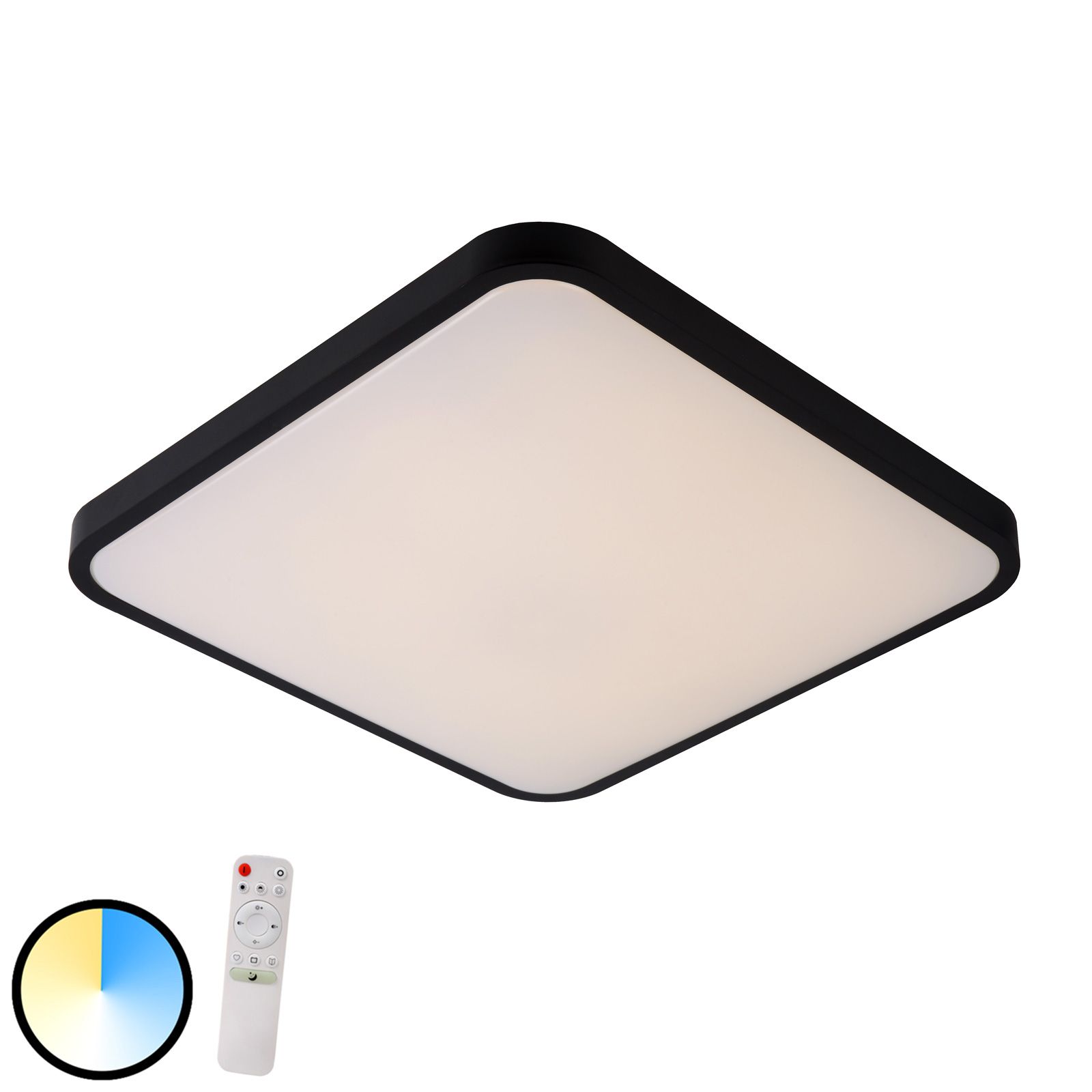 Plafonnier LED Polaris 43,4 cm x 43,4 cm