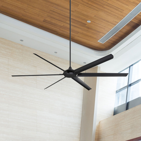 Westinghouse Widespan Deckenventilator, schwarz