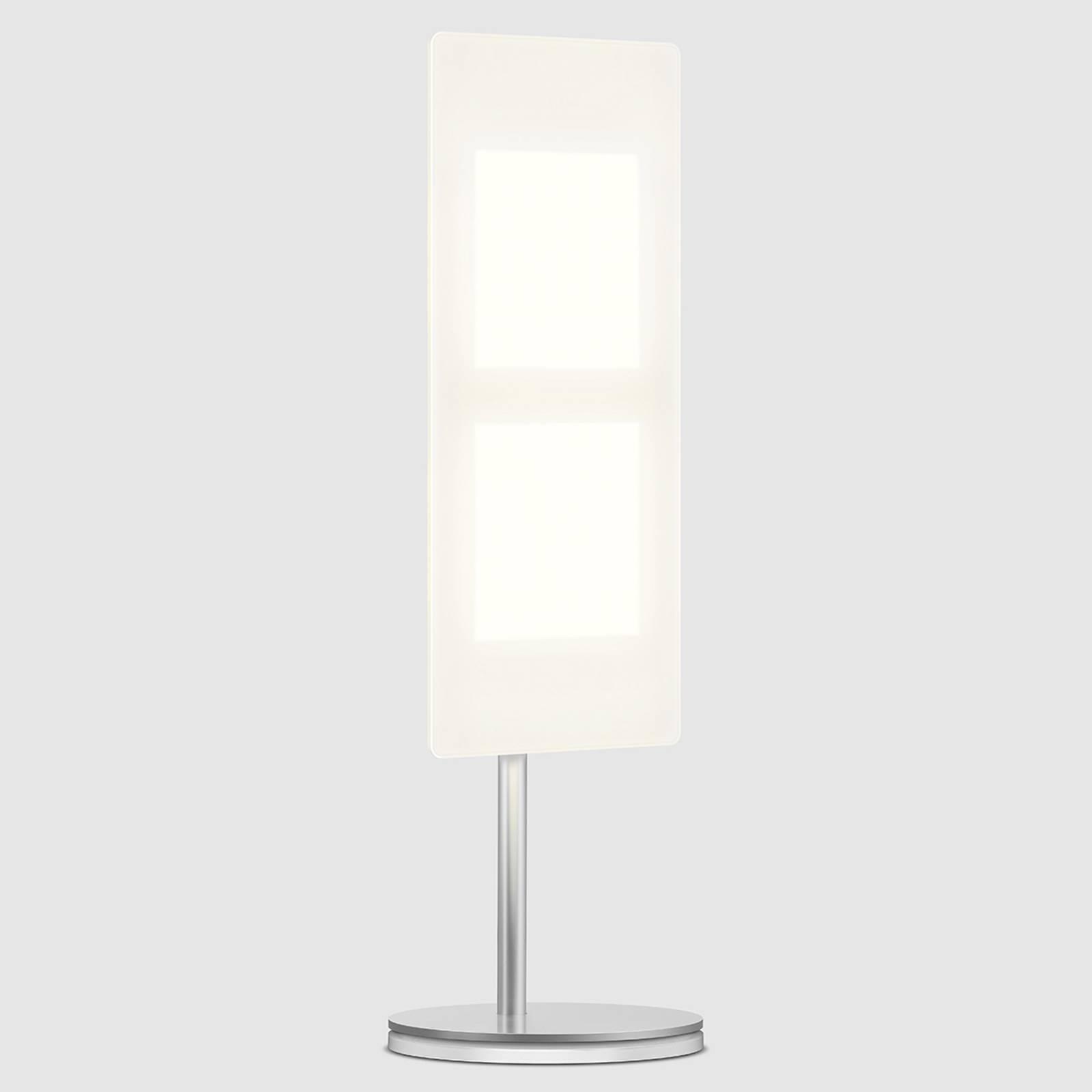 47,8 cm hoge OLED tafellamp OMLED One t2, wit