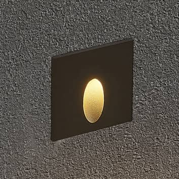 Lucande Finnleya Applique LED, angulaire