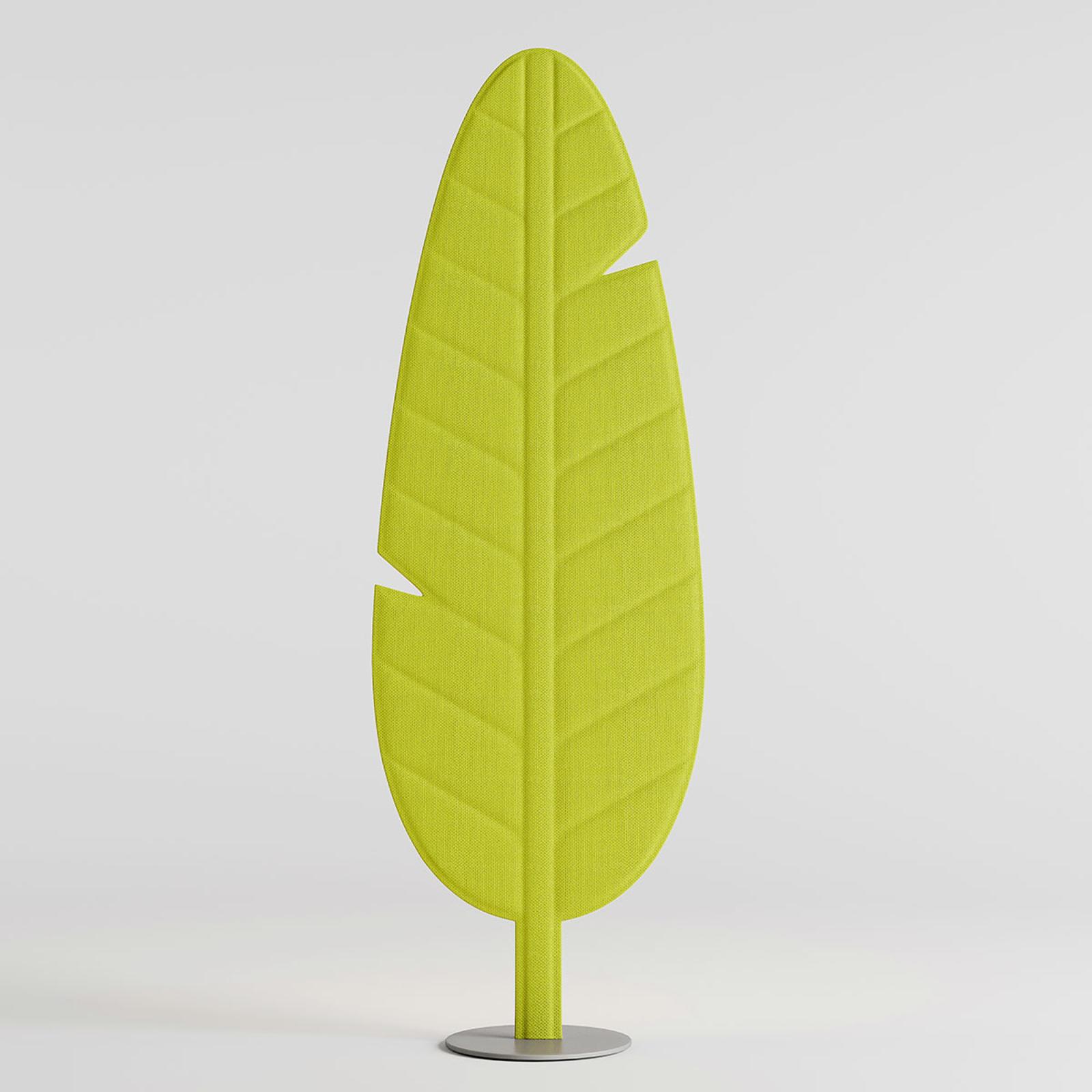 Rotaliana Eden Banana LED-golvlampa, ljusgrön